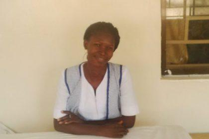 Caroline Emmanuel midwife
